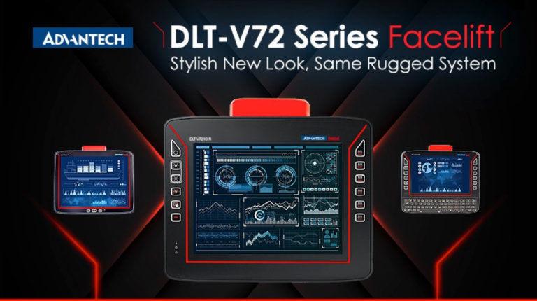 Nieuwe DLT-v72 series facelift